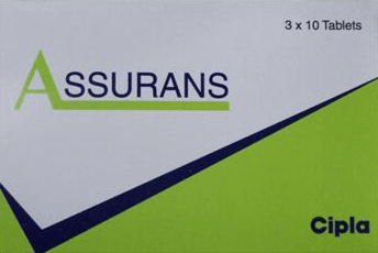 Assurans 20 mg - Generic Sildenafil Citrate ED Treatment